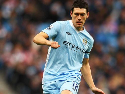 Gareth Barry: Nearing a return