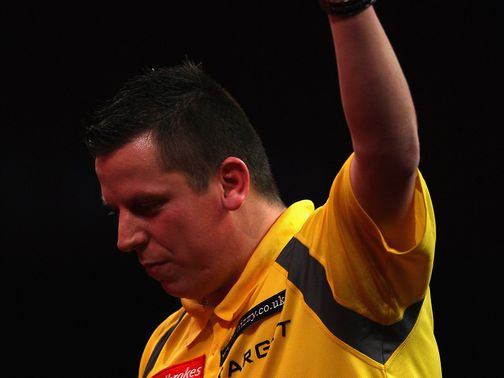 Dave Chisnall: Has gone from strength to strength