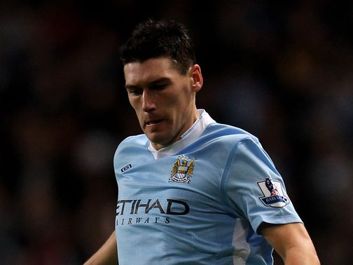 Gareth Barry: Good understanding with Silva