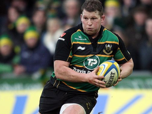 Dylan Hartley: Handed two-week suspension