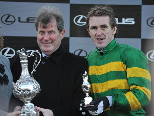 JP McManus and AP McCoy can enjoy Kempton success