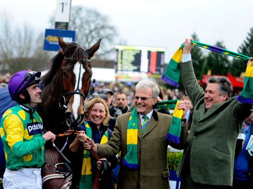 Kauto Star: Another King George win not 'fanciful'