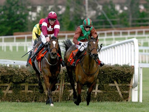 Midnight Game (left) can win again at Thurles