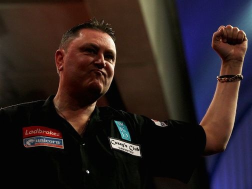 Kevin Painter: Back on the big stage at Ally Pally