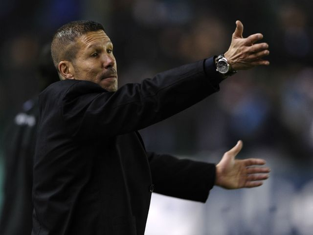 Diego Simeone knows Atletico can do better