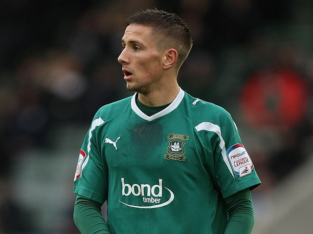 Conor Hourihane: Put Plymouth ahead