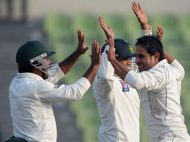 Abdur Rehman: Picked up four wickets