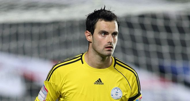 Joe Lewis: Joining Cardiff City on a free transfer after seeing out his contract at Peterborough