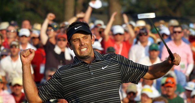 Charl Schwartzel: Can he make it three in a row in Joburg?