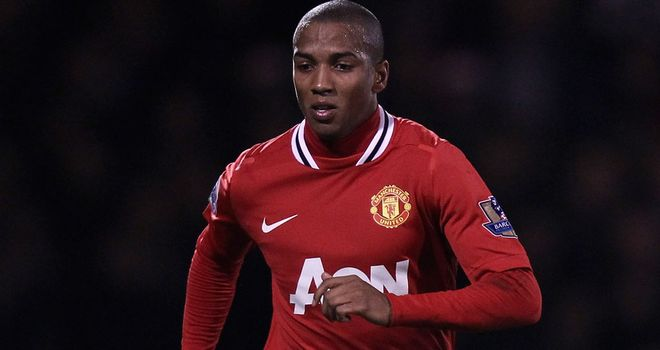 Ashley Young: Delighted to see United back on top