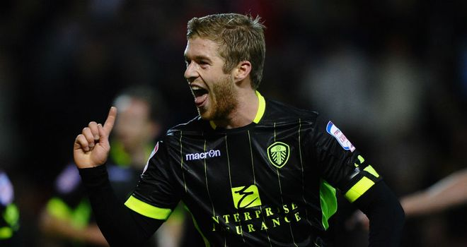 Adam Clayton: The midfielder has no plans to leave Elland Road