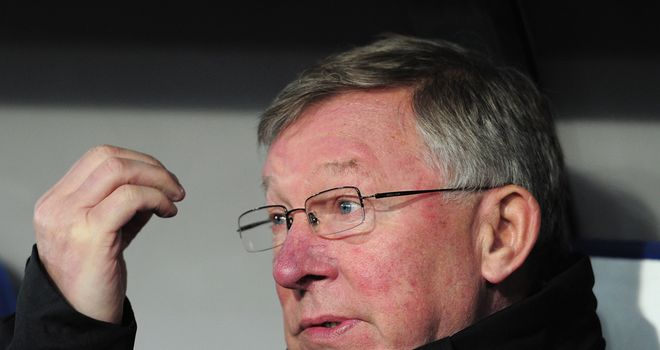 Sir Alex Ferguson: Manchester United manager is not intending to sign a new player in January