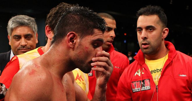 Amir Khan: Will get the chance to fight Lamont Peterson again