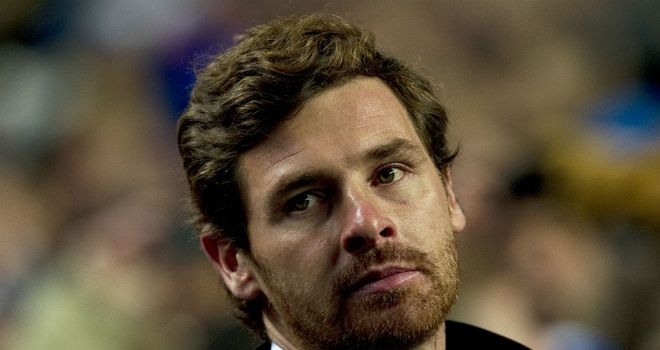 Andre Villas-Boas: Says club have no interest in signing Jack Rodwell or Luka Modric