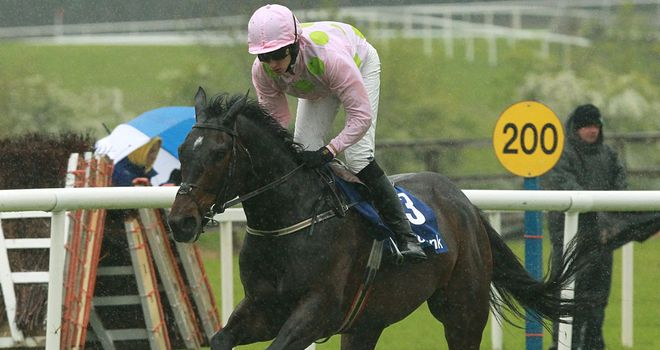 Blackstairmountain: Leopardstown winner