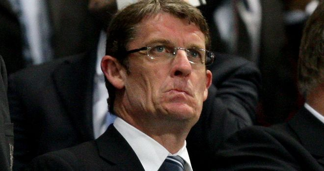 Manchester City Football Administration Officer Brian Marwood oversaw Joyce's appointment