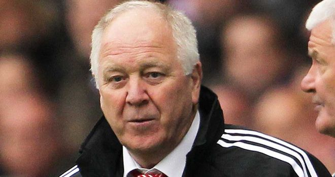 Craig Brown: Surprised to claim the January Manager of the Month award