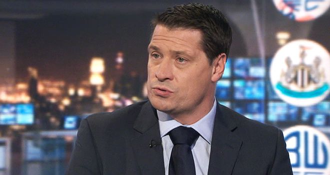 Cottee: Believes Newcastle stand an outside chance of the top four