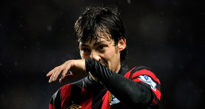 David Silva: Spanish playmaker has been one of Manchester City's best players this season