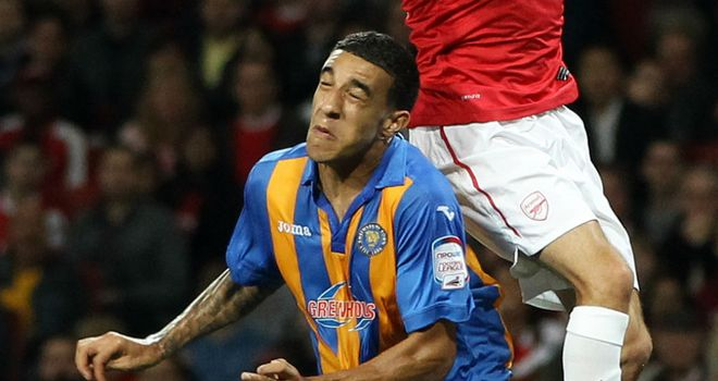 Connor Goldson: Continues to catch the eye in League Two