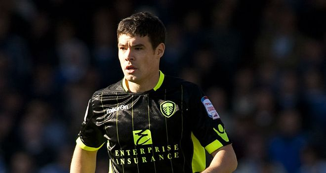 Darren O'Dea: On-loan defender remains hopeful he can have a long-term future at Leeds