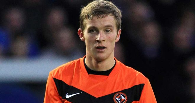 Paul Dixon: Is attracting the interest of Cardiff and Leicester after leaving Dundee United at the end of last season