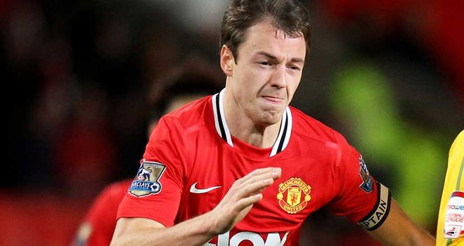 Jonny Evans: Hoping City drop points in Wednesday's mouth-watering clash with Chelsea