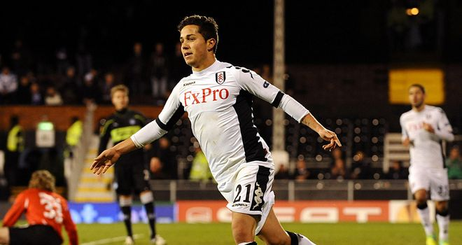 Kerim Frei: Fulham starlet looks like he has a bright future ahead of him