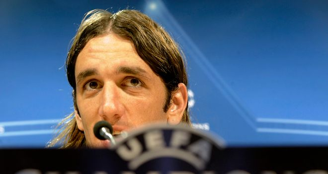 Gonzalo Rodriguez: Villarreal captain is up for Napoli battle