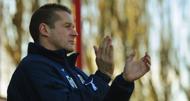 Westley: Praised team after draw