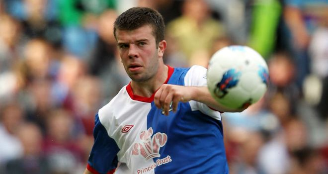 Grant Hanley: Blackburn defender has a fan in Manchester United boss Sir Alex Ferguson