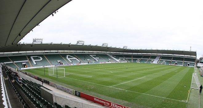 Home Park: The home of Plymouth Argyle