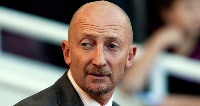 Ian Holloway: Admits the months following Pool's relegation were a low point