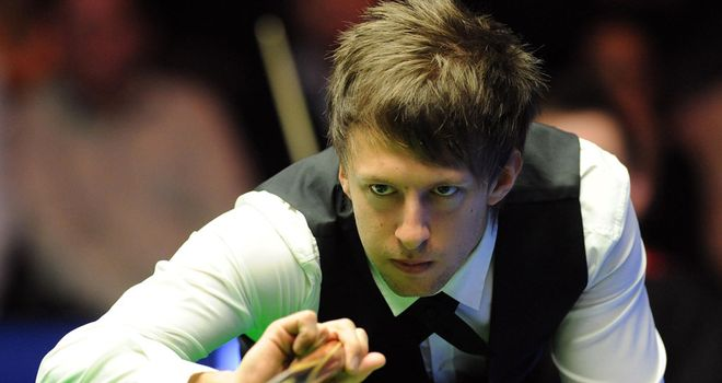 Judd Trump: Into the semi-finals in China after holding off a determined Mark Allen