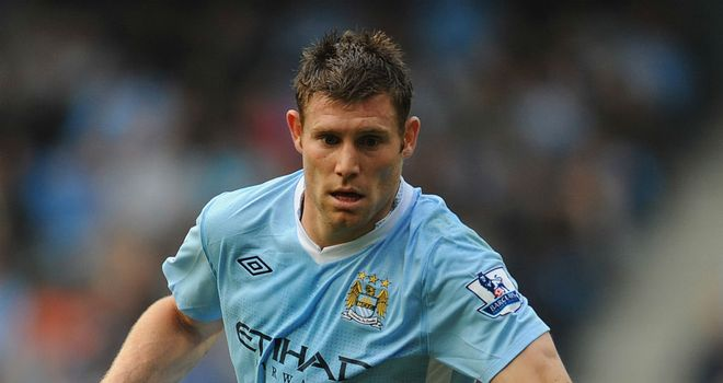 James Milner: Insists his City team-mates are keen to bounce back against Arsenal
