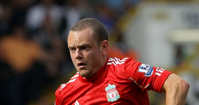 Jay Spearing: Has only ever wanted to be a regular starter at Liverpool