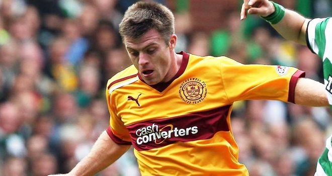 Steven Jennings: Midfielder is out of contract at Motherwell and could be set to return to England