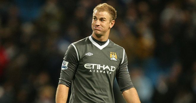 Joe Hart: Excited about challenging for title and believes Carlos Tevez can be influential
