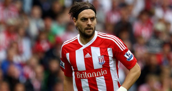 Jonathan Woodgate: Stoke defender to face former club Spurs on Sunday