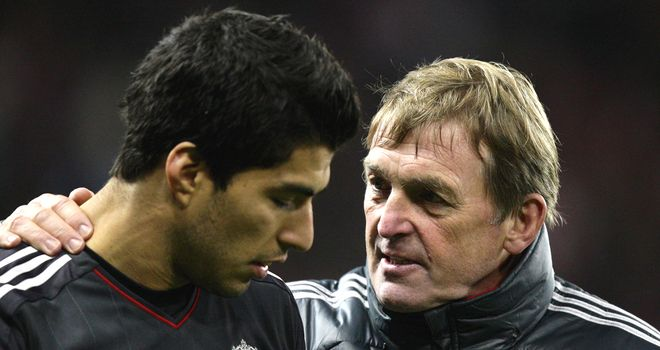 Luis Suarez: Liverpool and Kenny Dalglish have backed striker in the wake of his suspension