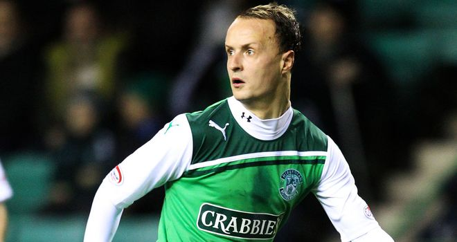 Leigh Griffiths: Calls 5-1 defeat to rivals Hearts a 'hammer blow'