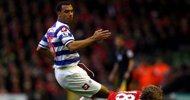 Anton Ferdinand: The centre-back had to be substituted against Liverpool