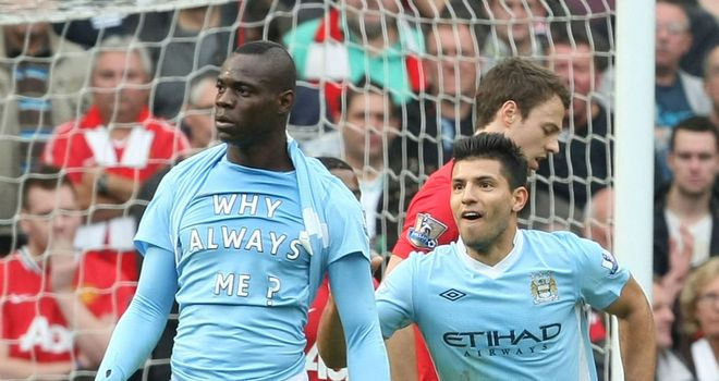 Why always you is the question Roberto Mancini will have asked on Sunday
