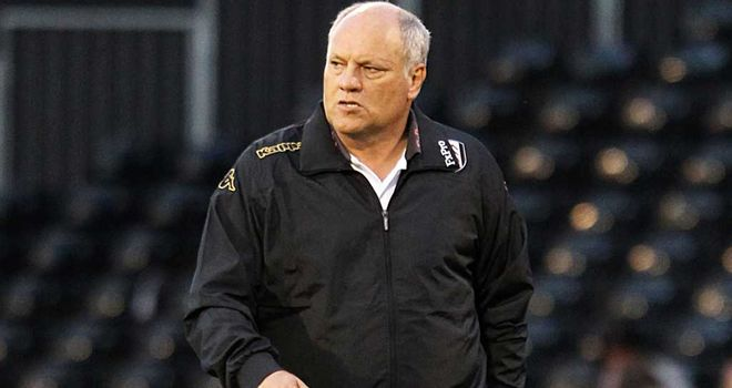 Martin Jol: Not sure if Fulham will strengthen their squad in the January window