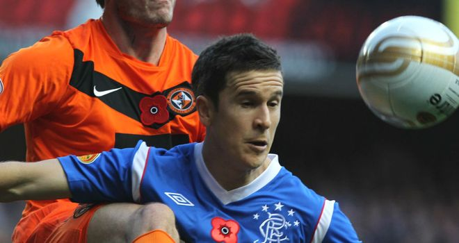 Matt McKay: Could depart Rangers after fee was agreed with Busan I'Park