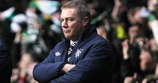Ally McCoist: The Rangers boss insists he will never leave the Ibrox side, despite the rumours
