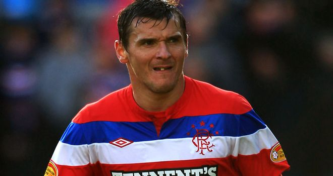 Lee McCulloch: Feels Rangers are still in a good position in the SPL