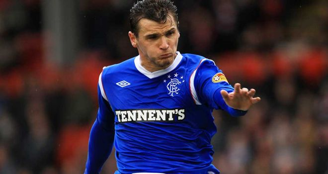 Lee McCulloch: Believes Daniel Cousin will provide a timely boost for Rangers