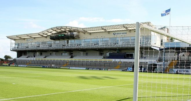 Memorial Stadium: Home to the Rovers