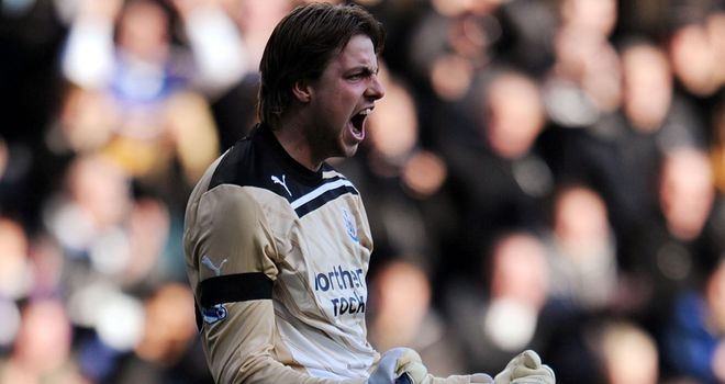 Tim Krul: Surprised by Newcastle's wait for a trophy given the size of the club
